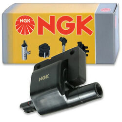 1 Pc Ngk Ignition Coil For 1988-1991 Isuzu Trooper 2.6l L4 - Spark Plug Tune Kw