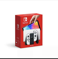 🔥nintendo Switch Oled Model With White Joy-con Confirmed Presale 🚛💨🔥