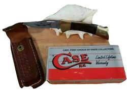 Case Xx Mako P158l Ssp Out Standing Knife With Box An Satchel Order 00169