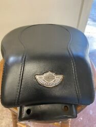 2003 Harley Softail Fatboy 100th Anniversary Driver Front Rear Back Seat Set
