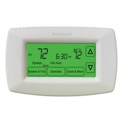 Honeywell Home Rth7600d 7-day Cool/heat Programmable Home Touchscreen Thermostat