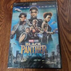 Black Panther DVD Marvel Studios 2018 BRAND NEW w Free Shipping