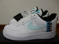 Men 8.5us Limit Nike Sneakers Air Force '07 Low Lv8 World Wide Pack Rho