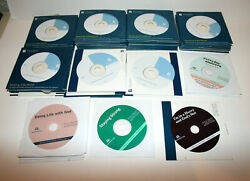 Lot Of 65 Joyce Meyer Audio Cd/dvd Monthly Teachings Of The Month 2005-2020