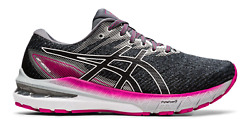 New Asics Gt-2000 10 Womenand039s Running Shoeand039s Gray/pink/silver Sizes 5-12 Nib