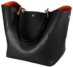 SQLP Work Tote Bags for Women#x27;s Leather Purse and handbags ladies Waterproof $44.59