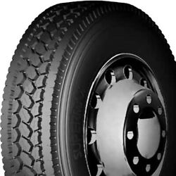 4 Tires Supermax Hd1 295/75r22.5 Load G 14 Ply Drive Commercial