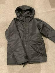 Buzz Rickson's William Gibson Ecwcs Jacket Black Size S Used From Japan