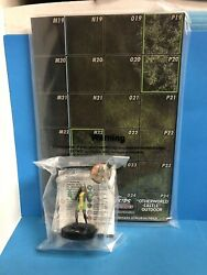 Hox 100 Rogue Limited Edition Le Figure Heroclix X-men House Of X Op Kit And Map