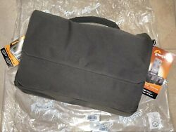 Lowepro Pro Messenger Camera Bag 200 AW All Weather Slate Gray BRAND NEW w TAGS $129.00