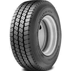 4 Tires Kelly Armorsteel Kda 285/75r24.5 Load G 14 Ply Drive Commercial