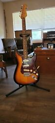 Vintage Fender Usa Stratocaster 1997 California Series American Electric Guitar