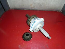 Volvo Penta 270 - 275 Lower Gear Set 1.611 Ratio For 8 Cylinders