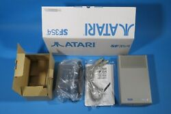 Atari Sf354 3.5 Floppy Disk Drive For The Atari St Computer Tested And Working