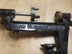 Antique Sears Roebuck And Co 12 Ga Roll Crimp Tool In Excellent Working Condition.