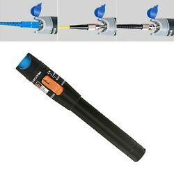 Visual Fault Locator Cable Tester Fiber Optic Laser Test Equipment New Durable