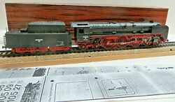 Liliput 105 04 H0 Express Train Steam Br 05 003 The Drg With Reichsadler Boxed