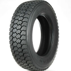 4 Tires Goodyear G622 Rsd 12r22.5 Load H 16 Ply Drive Commercial