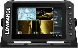 Lowrance Elite Fs 7 Inch Screen And Active Imaging 3-in-1 Transducer 000-15688-001