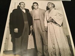 Wrestling Memorabilia 1950and039s Gorgeous George Jefferies And Mcfadden