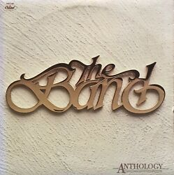 The Band - Anthology Double Lp 1978 Capitol Records Skbo 11056