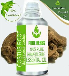 Pure Herbs Costus Root 100 Pure And Natural Saussurea Costus Essential Oil