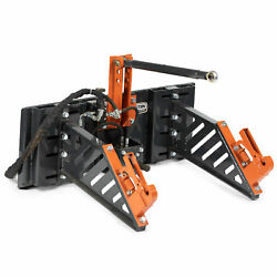 Titan Attachments Skid Steer To Pto Adapter Category 1 3 Point Hitch