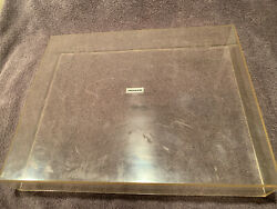 Pioneer Pl-518 Stereo Turntable Parting Out Dustcover