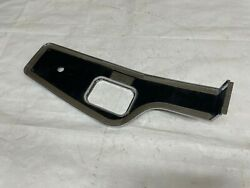 1966-1969 Olds Cutlass Manual Transmission Shifter Plate 3 Speed Chrome Shift