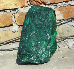 46500ct Natural Green Emerald Gemstone Huge Rough Big Offer Expedited Shipping