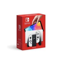 Confirmed Presale Nintendo Switch Oled With White Joy Cons - Arrives Mid Oct