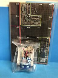 Heroclix X-men Rise And Fall 100 Deadpool Play At Home Cake Blue Le W/ Map