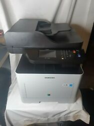 Samsung Clx-6260fw Fax Copier Printer - Only 9000 Pages Free Shipping