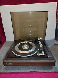 Bsr Mcdonald Professional 2330 Turntable Record Player