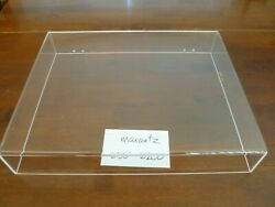 Marantz 6100 6200 Turntable Clear Dust Cover Replacement New Curved