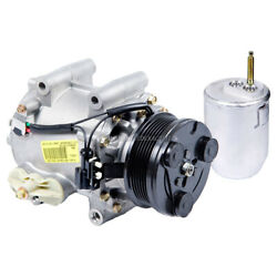 For Jaguar S-type Ford Thunderbird Lincoln Ls Oem Ac Compressor W/ A/c Drier
