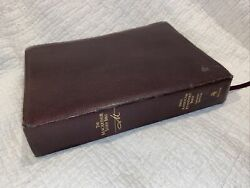 The Macarthur Study Bible New American Standard Bible Updated Ed. 2006 Leather