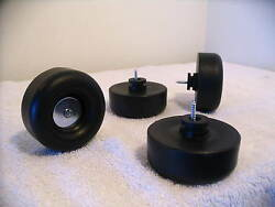 Pioneer Turntable Replacement Feet Pl-518, Pl-540, Pl-560, Pl-516, + Others. New
