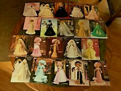20 Vols, Paradise Crochet Doll Costume Patterns For 11 1/2 Doll - New Unused