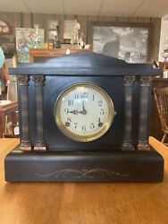 Antique E.n. Welch/sessions Mantel Clock