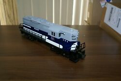 New In Box Lionel 8587 Wabash Gp-9 Conventional  Tested