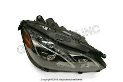 Mercedes 2010-2016 Headlight Assembly Dynamic Led Right Pass. Side Genuine