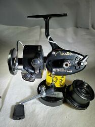 Mitchell 440a Reel Silver And Gold Match Undocumented Reel
