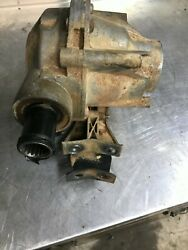 Bombardier Brp Can-am Outlander 800 4x4 Front Differential