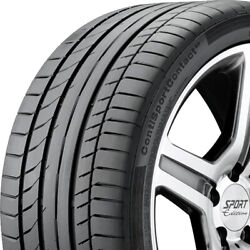2 Tires Continental Contisportcontact 5p 285/40r22 Zr 106y Mo High Performance