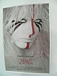 Clan Of The Cave Bear Linen Backed  Rolled Poster 27 By 41 1986 Daryl Hannah