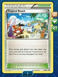 DIGITAL Tropical Beach for Pokemon TCGO online with quick delivery $65.00