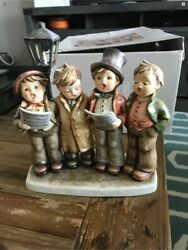 Hummel Figurine Harmony In Four Parts Hum 471 Century Collection