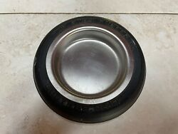 Vintage The Swan Rubber Co. Tire Advertising Ashtray-bucyrus,ohio