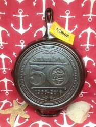 10 12 Lodge Cast Iron Skillet Advertising 50 Years Southern Living
